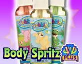 Webkinz Body Spritz