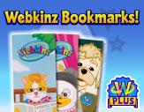 Webkinz Bookmarks