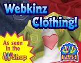 Webkinz Pet Clothing