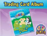 Webkinz Trading Card Album