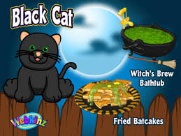 Black Cat Webkinz